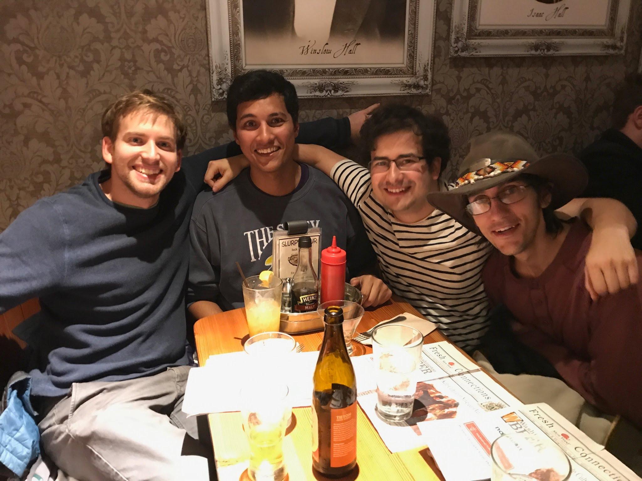 four alumni